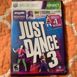 Other - Just dance 3